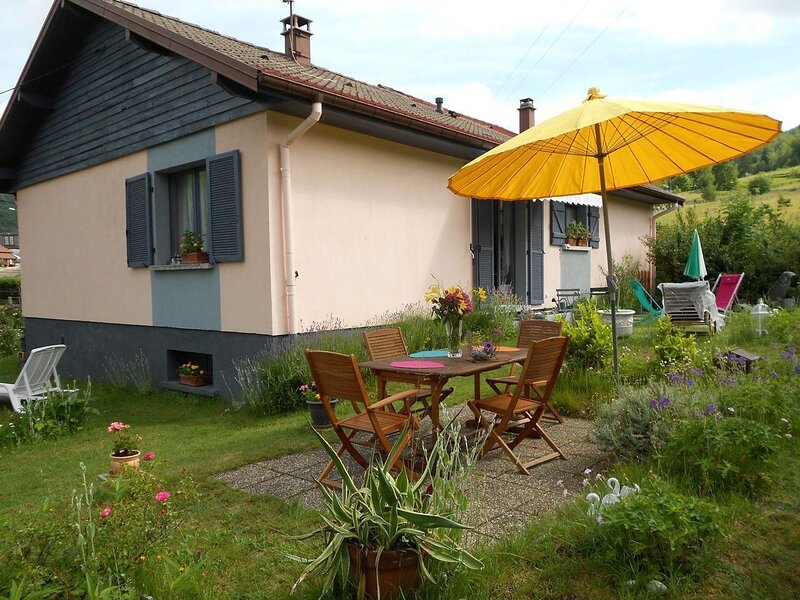 Beautiful house with mountain view, holiday rental in Bussang