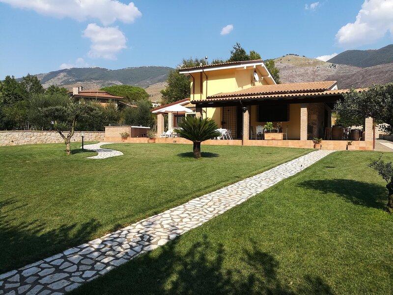 Villa Thalia, location de vacances à Itri