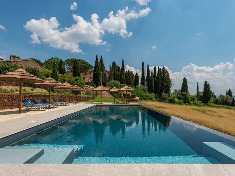 Borgo, holiday rental in Sasso d'Ombrone