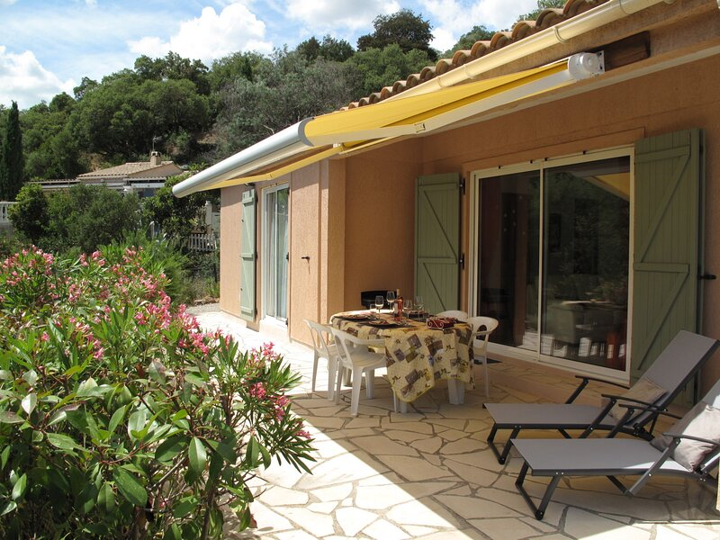 Marie-Julie, holiday rental in Le Muy