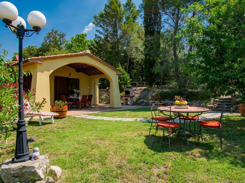 Elisa (RIP105), holiday rental in Riparbella
