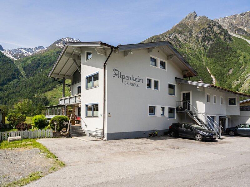 Alpenheim Brugger (HBN493), location de vacances à Neurur
