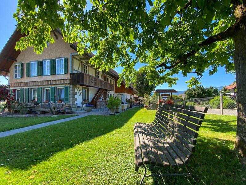 Arn's Ferienwohnung, holiday rental in Moutier