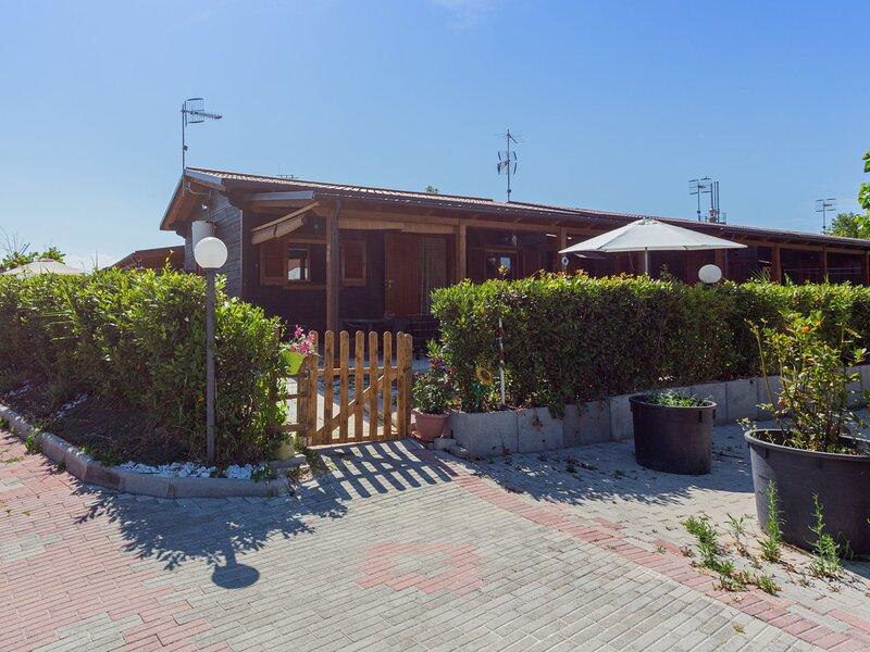 Camping Green House Village (TDS150), alquiler vacacional en Torino di Sangro