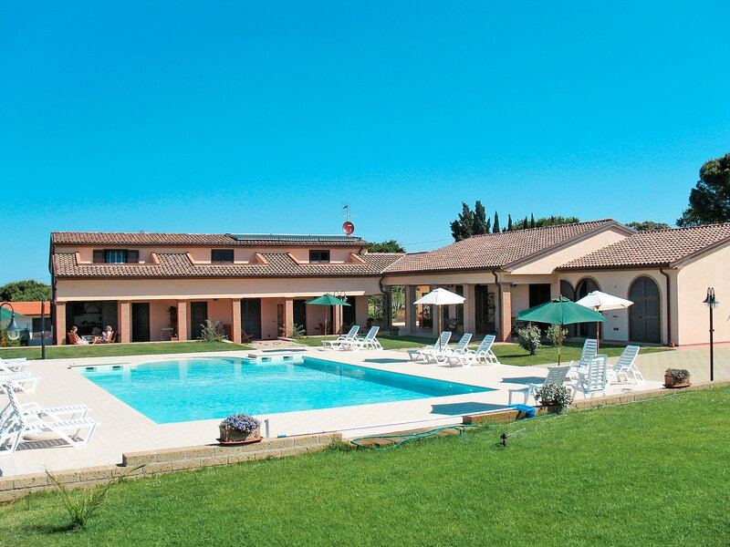 Il Corbezzolo, vakantiewoning in San Vincenzo