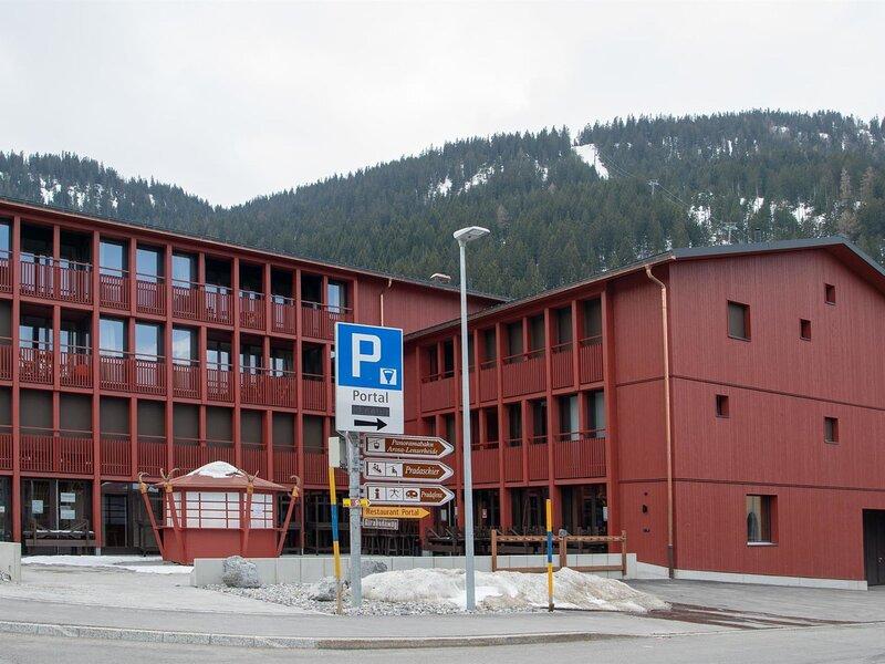 Stätz Lodge 1.1, alquiler de vacaciones en Churwalden