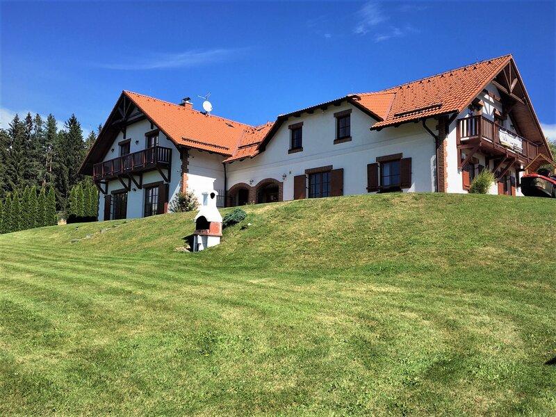 Villa Victoria, holiday rental in Cesky Krumlov