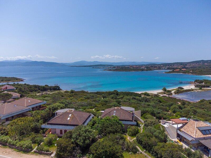 Vista Mare 2, alquiler de vacaciones en Pittulongu