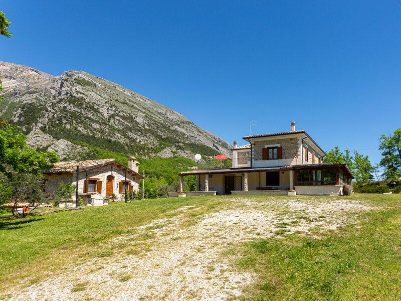 Acque Vive (TPI100), holiday rental in Civitella Messer Raimondo