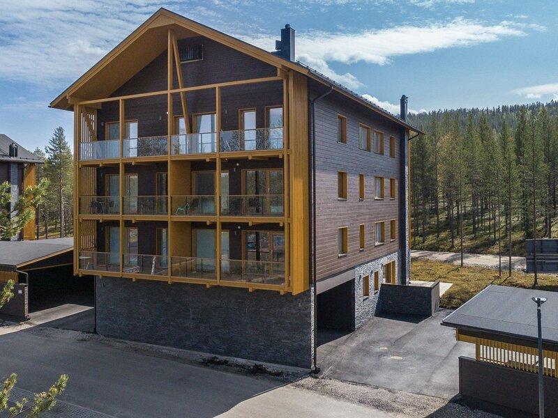 Tunturinlaita c1, holiday rental in Kittilä