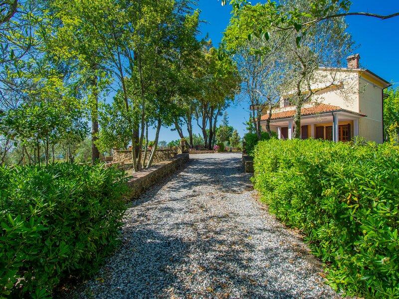 Montaleo 2, Ferienwohnung in Casale Marittimo