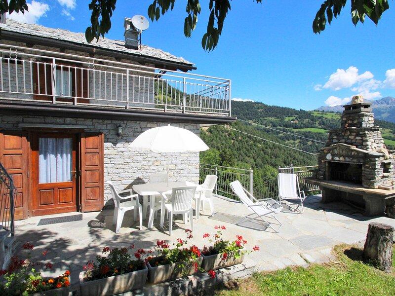 Conclonaz, holiday rental in Allein