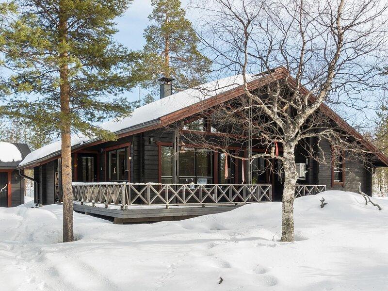 Villa aihki, holiday rental in Pyhatunturi