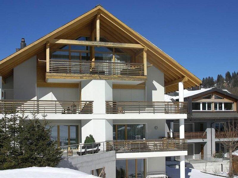 Ferienwohnung Plugge, alquiler de vacaciones en Churwalden