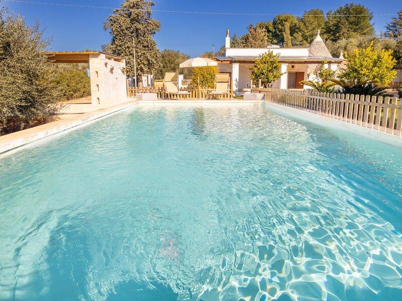 Acqua Azzurra, location de vacances à San Michele Salentino