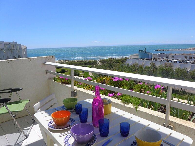 Les Terrasses de la Mer, holiday rental in La Grande-Motte