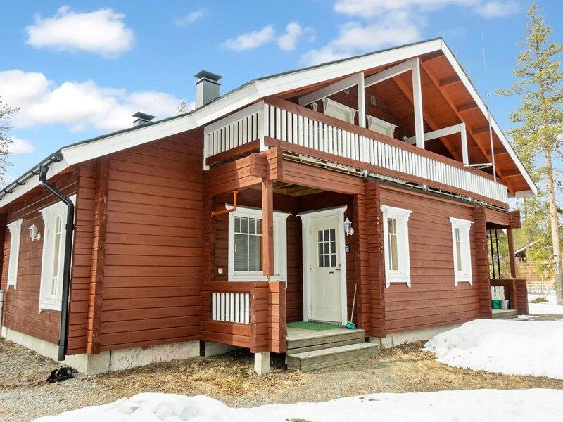 Hirvas levi 3, holiday rental in Kittilä