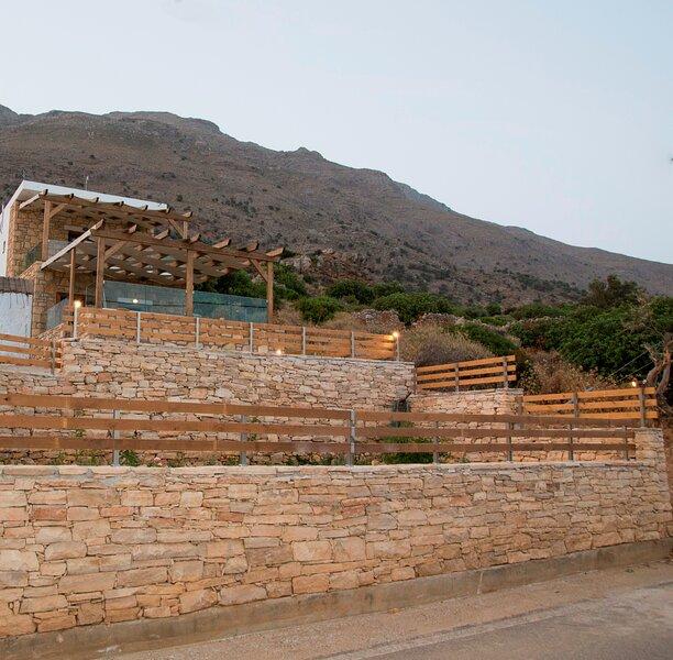 Villa Argyro Triopetra, vacation rental in Triopetra