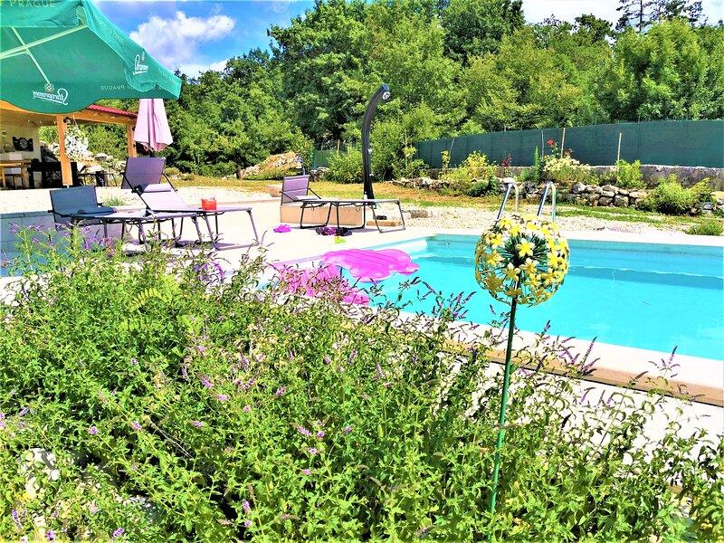Villa Salvia, location de vacances à Podgrad