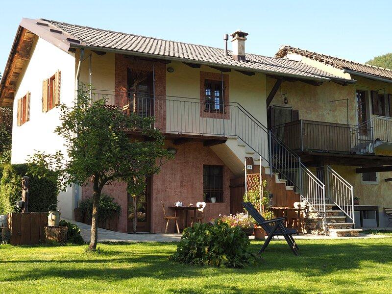 Ca' Stevenot (VMI101), holiday rental in Roccabruna