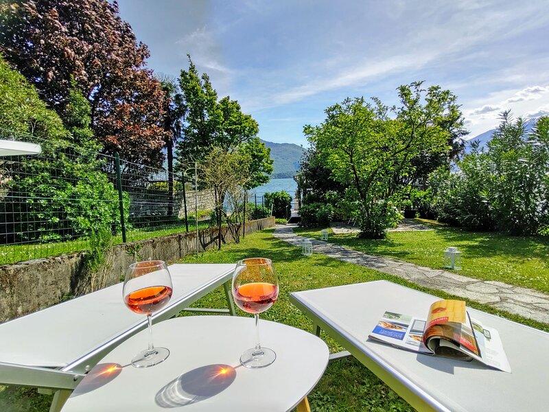 Bruna, location de vacances à Trezzone