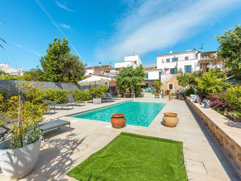 Can Rochet, vacation rental in Alaró