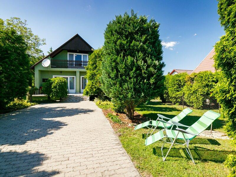 Verde, vacation rental in Balatonlelle