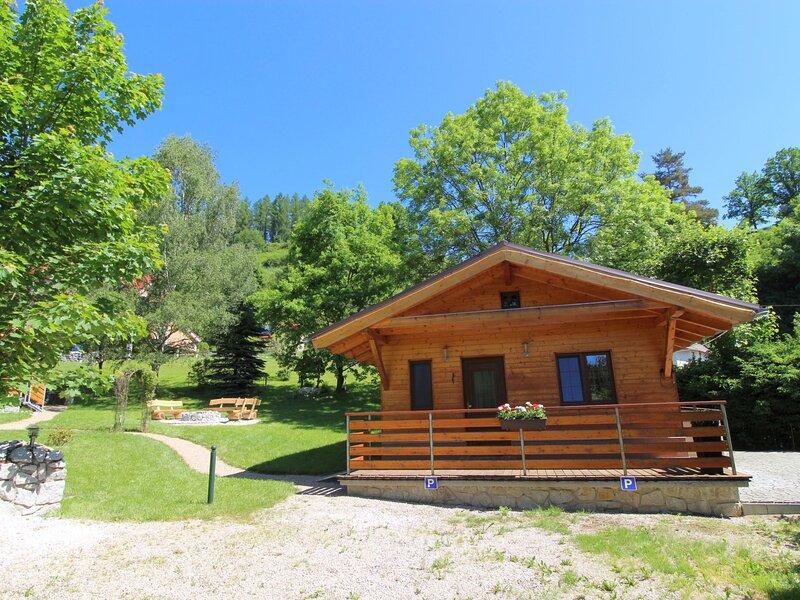 Bečov nad Teplou 1, alquiler de vacaciones en Marianske Lazne
