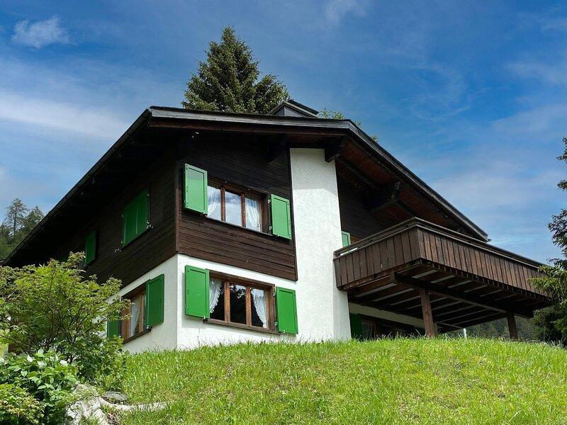 Ferienwohnung Riedblick, alquiler de vacaciones en Churwalden