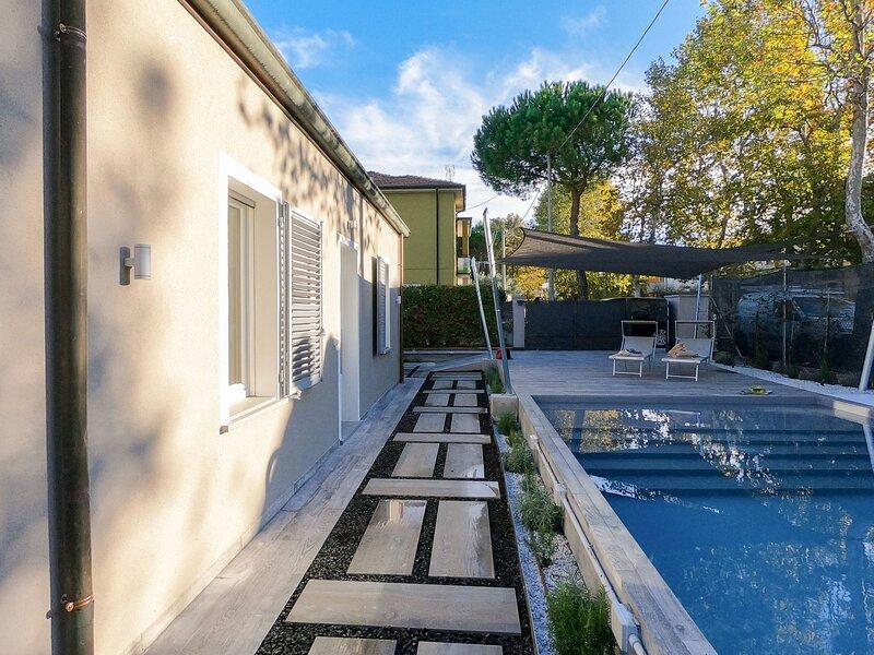 Luxury Apartments, alquiler vacacional en Zadina Pineta