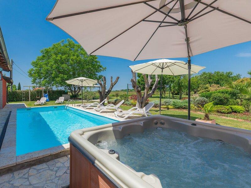 Villa Renzo, location de vacances à Gamboci