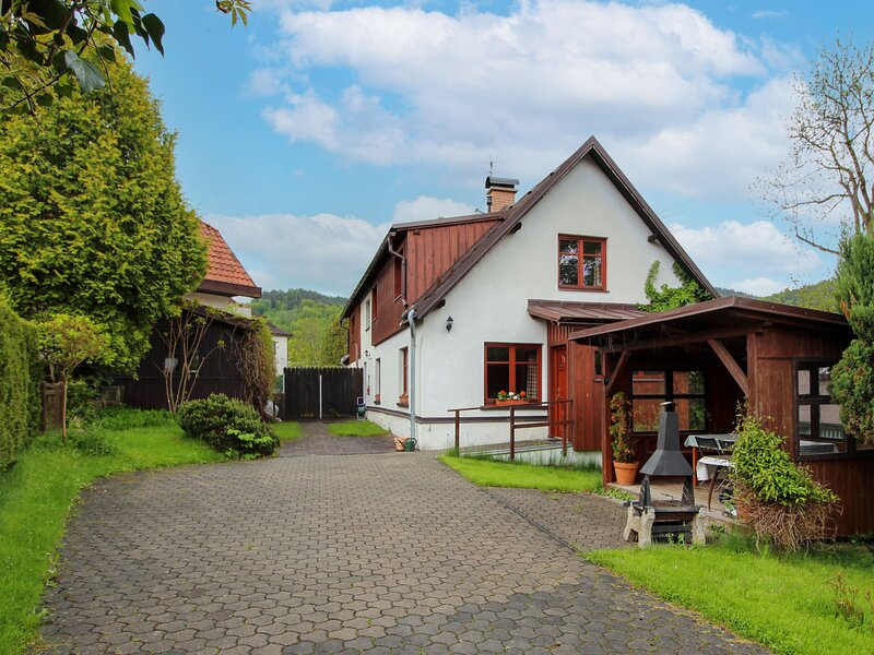 U splavu 5, holiday rental in Bozkov