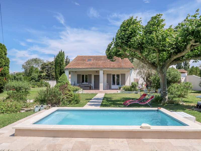 Maison Dame, holiday rental in Velleron