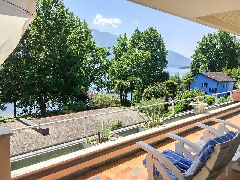 Casa Corallo, holiday rental in Minusio