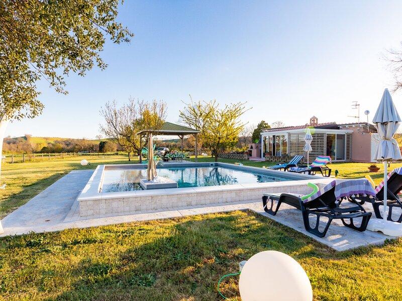 Violapo (ROC220), holiday rental in Sasso d'Ombrone
