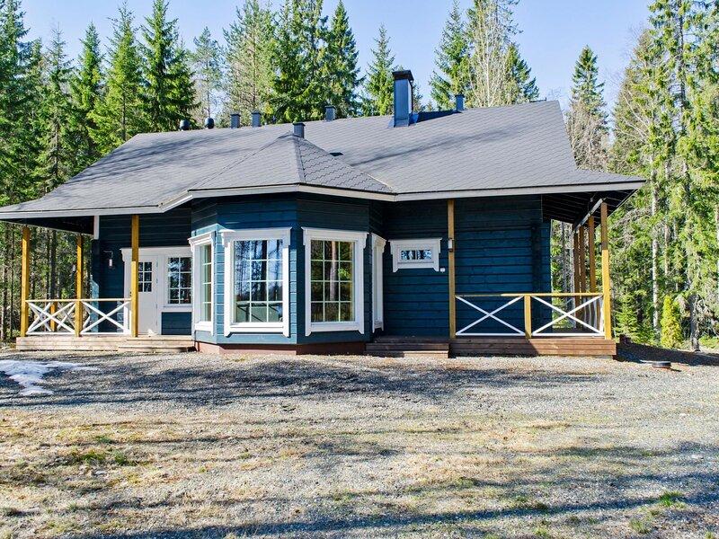 Villa eläntätila, holiday rental in Juuka