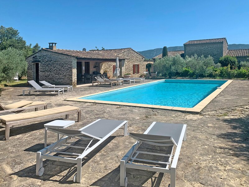 Les Combettes, holiday rental in Beaumettes