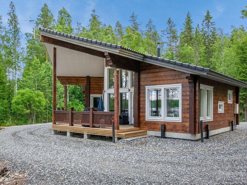 Nummentähti, holiday rental in Forssa
