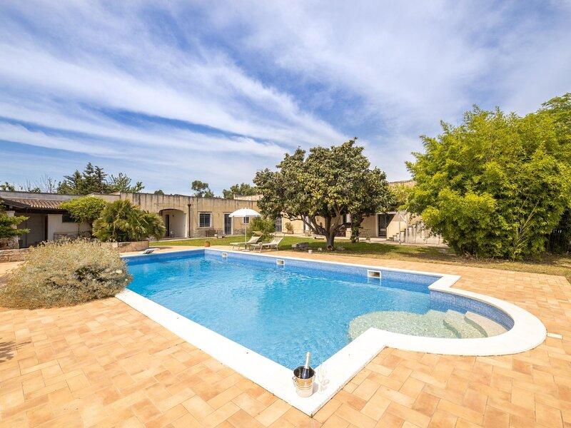 Masseria Bosci, vacation rental in Arnesano
