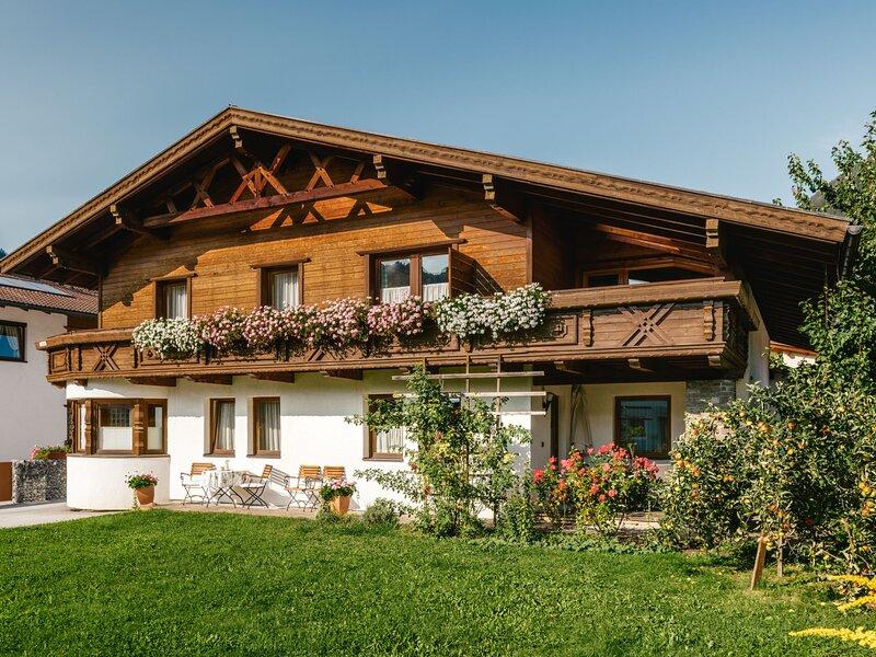 Apart Grazia (PTZ152), holiday rental in Kaunerberg