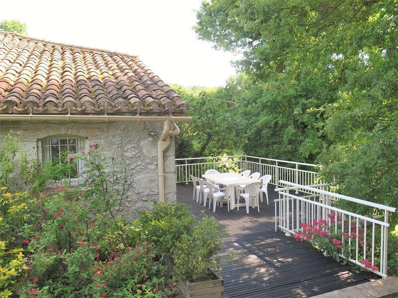 Gouni, holiday rental in Pont-du-Casse