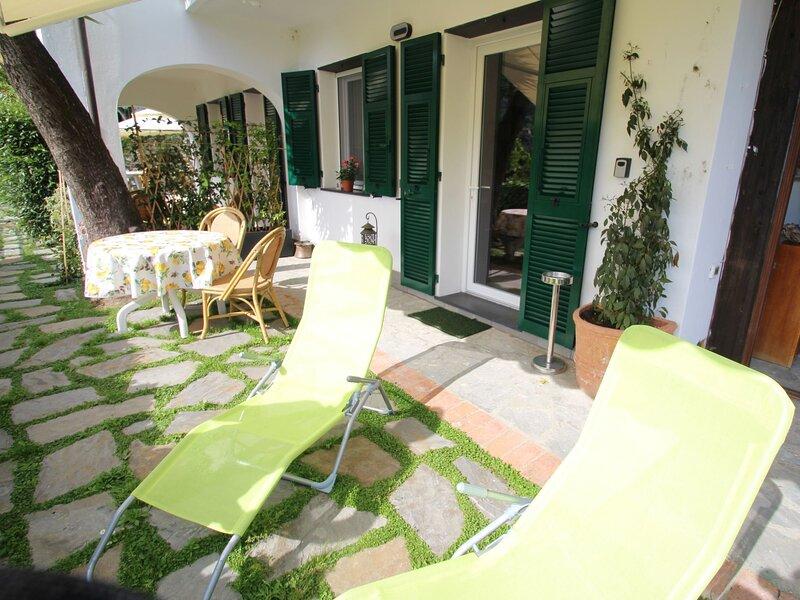 L'Anciua, location de vacances à Casarza Ligure