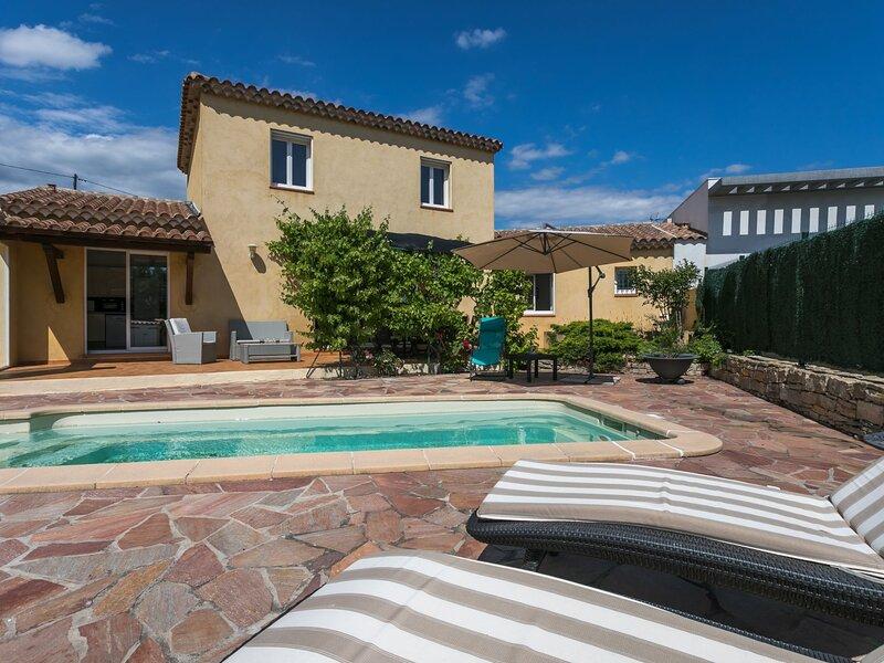 La Villa Tendre, holiday rental in Ceyreste