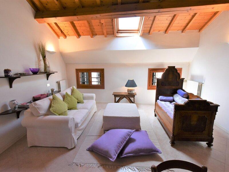 Loft Este, holiday rental in Villa Bartolomea