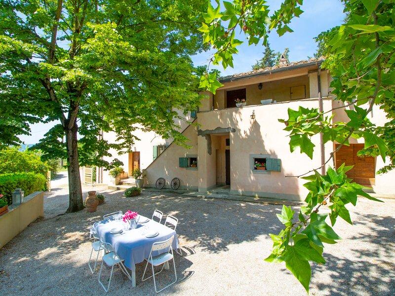 Casale dei tigli, location de vacances à San Savino