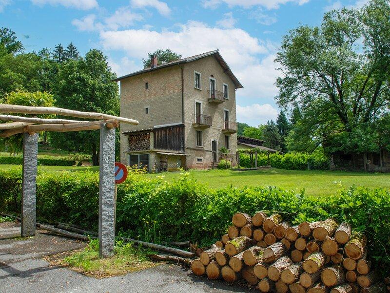 Roncaccio,TICINO TICKET Inklusive!, vacation rental in Miglieglia