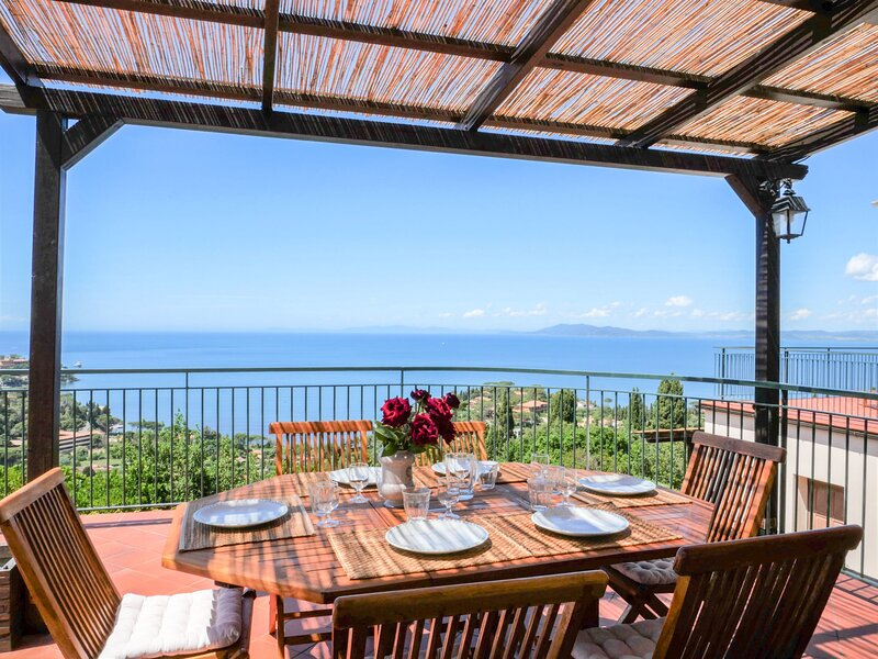 Three-room apartment, holiday rental in Giannella