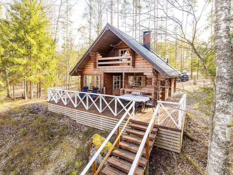 Paapuuri, casa vacanza a Padasjoki