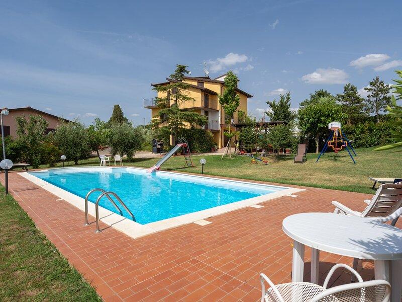 San Piero (FOI100), location de vacances à Foiano Della Chiana