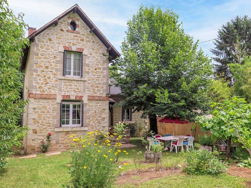 La Montjoie, holiday rental in Aubas